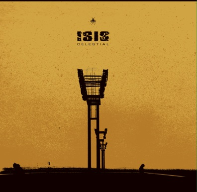 Isis - Celestial - promo cover pic - reissue - 2013