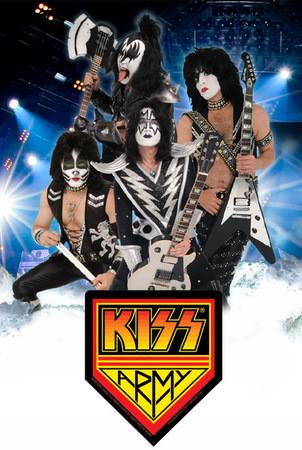 Kiss - Kiss Army - promo pic - 2013 - #1