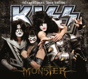 Kiss - Monster - International Tour Edition - promo cover pic