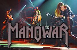 Manowar - publicity - live pic - #25