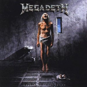 Megadeth - Countdown To Extinction - promo cover