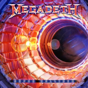 Megadeth - Super Collider - promo cover pic!