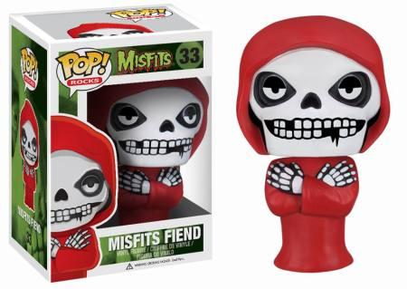 Misfits Fiend - POP! - vinyl figure - Funko