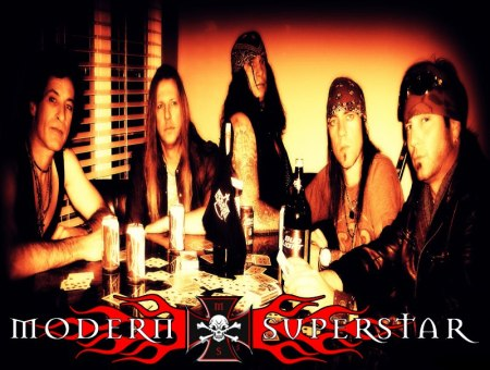 Modern Superstar - band promo pic - #1 - 2013