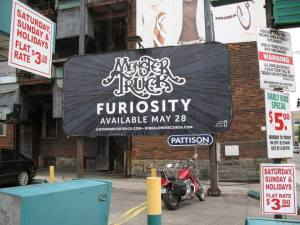 Monster Truck - billboard - Furiosity - 2013