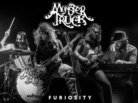 Monster Truck - Furiosity - band pic - logo - 2013 - #1