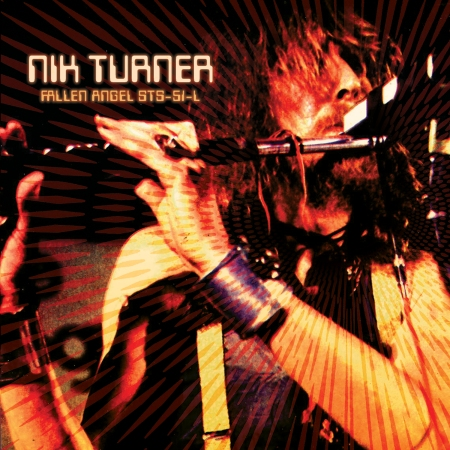 Nik Turner - Fallen Angels - promo cover pic