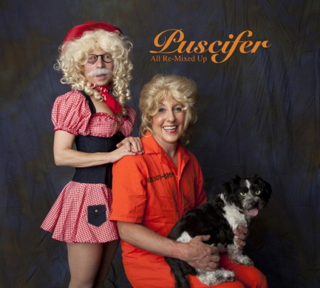 Puscifer - All Re-Mixed Up - promo cover pic