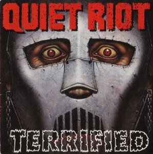 Quiet Riot - Terrified - 1993 - promo cover pic!