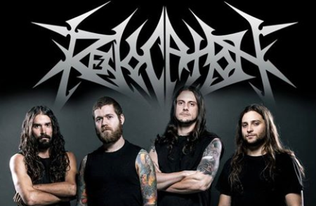 Revocation - band promo pic - 2013 - #!