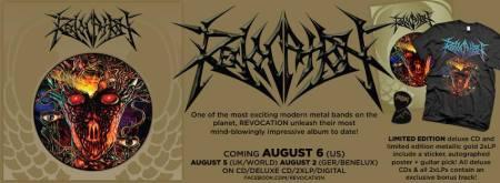 Revocation - New Album - Trifold - Promo Pic - 2013