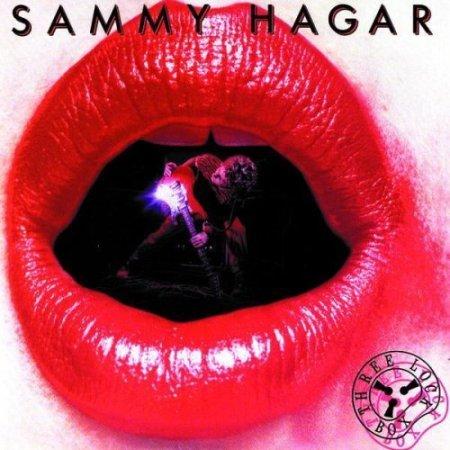 Sammy Hagar - Three Lock Box - promo cover pic - Large!