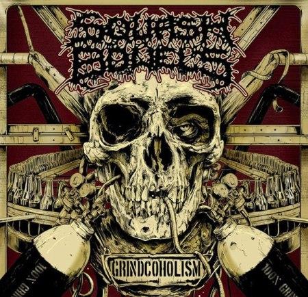 Squash Bowels - grindcoholism - promo cover pic