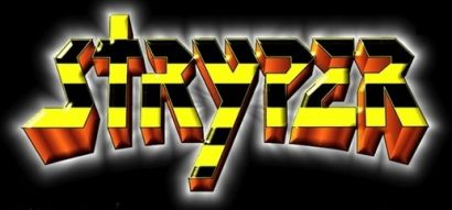 Stryper - large classic logo - 2013