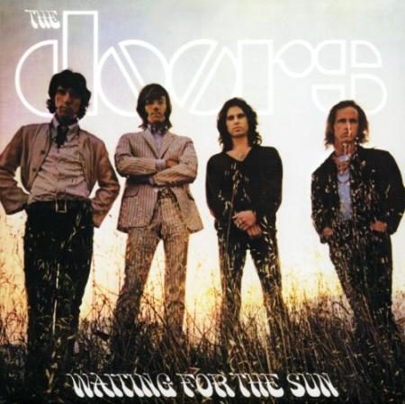 The Doors - Waiting For The Sun - promo cover pic!