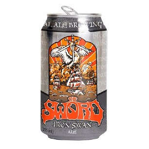 The Sword - Iron Swan - Beer - promo pic