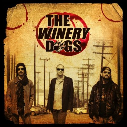 The Winery Dogs - promo cover pic - 2013