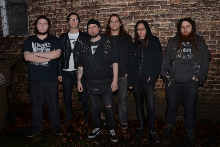 Wartorn - band promo pic - 2013 - #1
