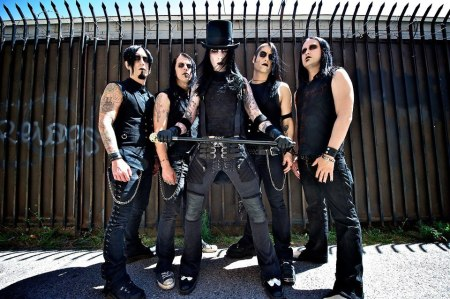 Wednesday 13 - Band Promo Pic - 2013 - #55