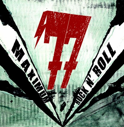 '77 - Maximum Rock N' Roll - promo cover pic