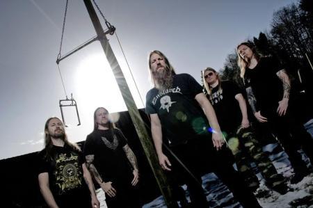 Amon Amarth - Promo Band Pic - 2013 - #83