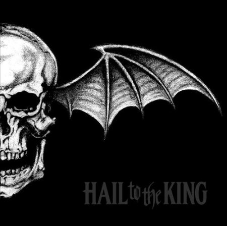 Avenged Sevenfold - Hail To The King - deluxe cover promo pic