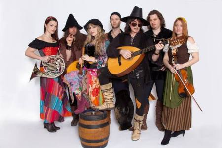 Blackmore's Night - band promo pic - #1 - 2013