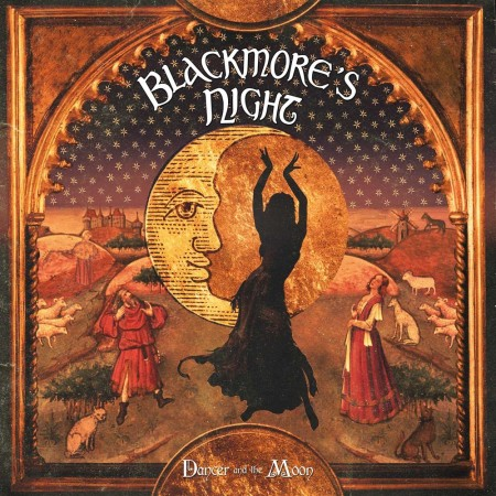 Blackmore's Night - Dancer And The Moon - promo cover pic