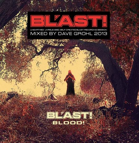 BL'AST! - promo cover pic - Blood!