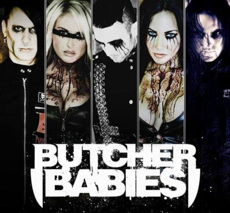 BUTCHER BABIES - Band Pic - Promo - #1 - 2013
