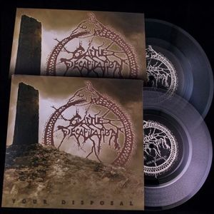 Cattle Decapitation - Your Disposal - vinyl promo pic - #2