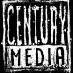 Century Media Records - logo - B&W