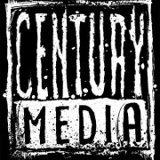 Century Media Records - logo - B&W