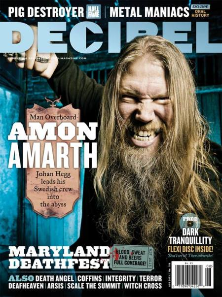 DECIBEL - Magazine -