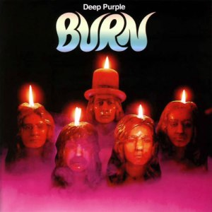 DEEP PURPLE - Burn - promo cover pic - #56