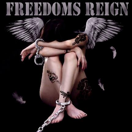 Freedoms Reign - promo cover pic - debut album