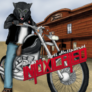 Intoxicated - Rock 'N Roll Hellpatrol - promo cover pic!