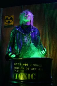 Joel Grind - Toxic Holocaust - promo pic - #1 - 2008