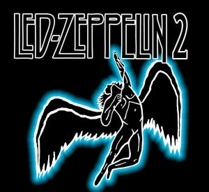 Led Zeppelin 2 - Swan Song Logo - promo