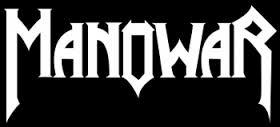 MANOWAR - Classic Band Logo - B&W - #33