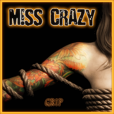 Miss Crazy - Grip - promo cover pic