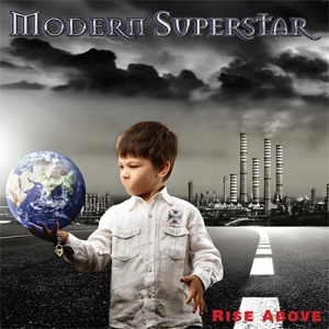 Modern Superstar - Rise Above - promo cover pic