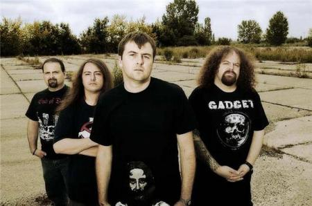 Napalm Death - promo band pic - 2013 - #1