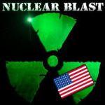 Nuclear Blast USA - large logo!!