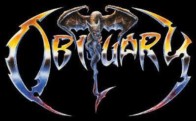 Obituary - Classic Band Logo - 2013 - #4