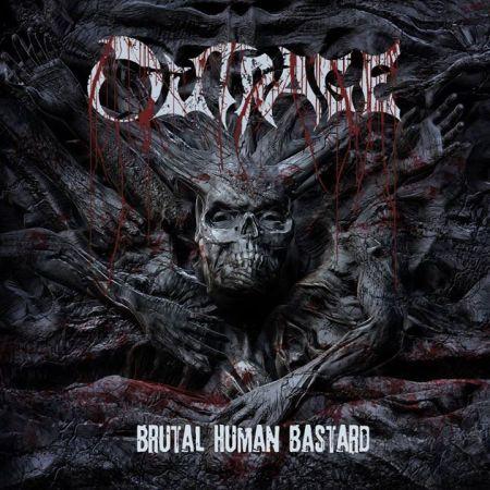 Outrage - Brutal Human Bastard - promo cover pic