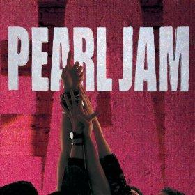 Pearl Jam - Ten - promo cover pic