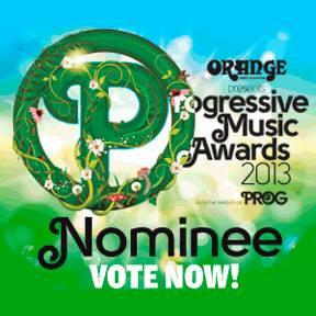Prog Magazine - progressive rock music awards - vote - 2013