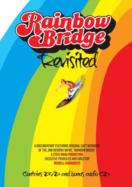0156 Rainbow Bridge DVD Sleeve V3.indd