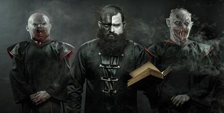 Reptilian Death - promo band pic - 2013 - #!